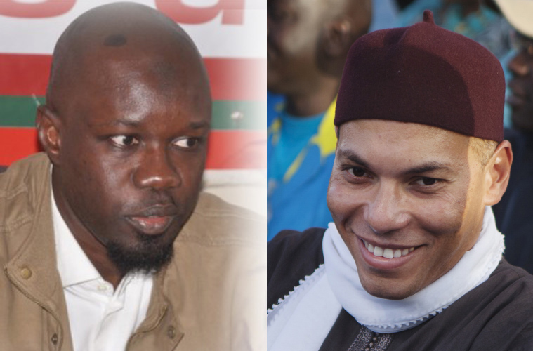 Cheikh Yérim, Karim Wade, retour, Sonko