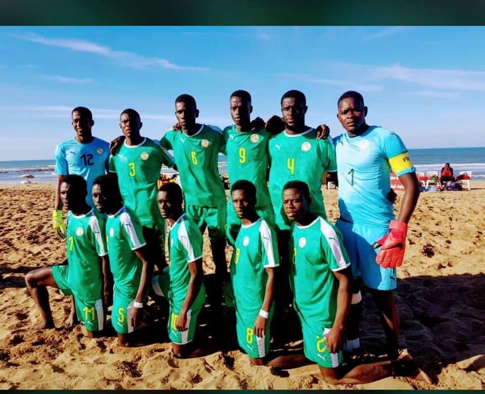 Amical, Beach Soccer, Maroc