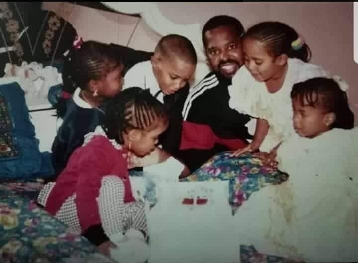 Enfants, Famille, Sidy Lamine Niasse