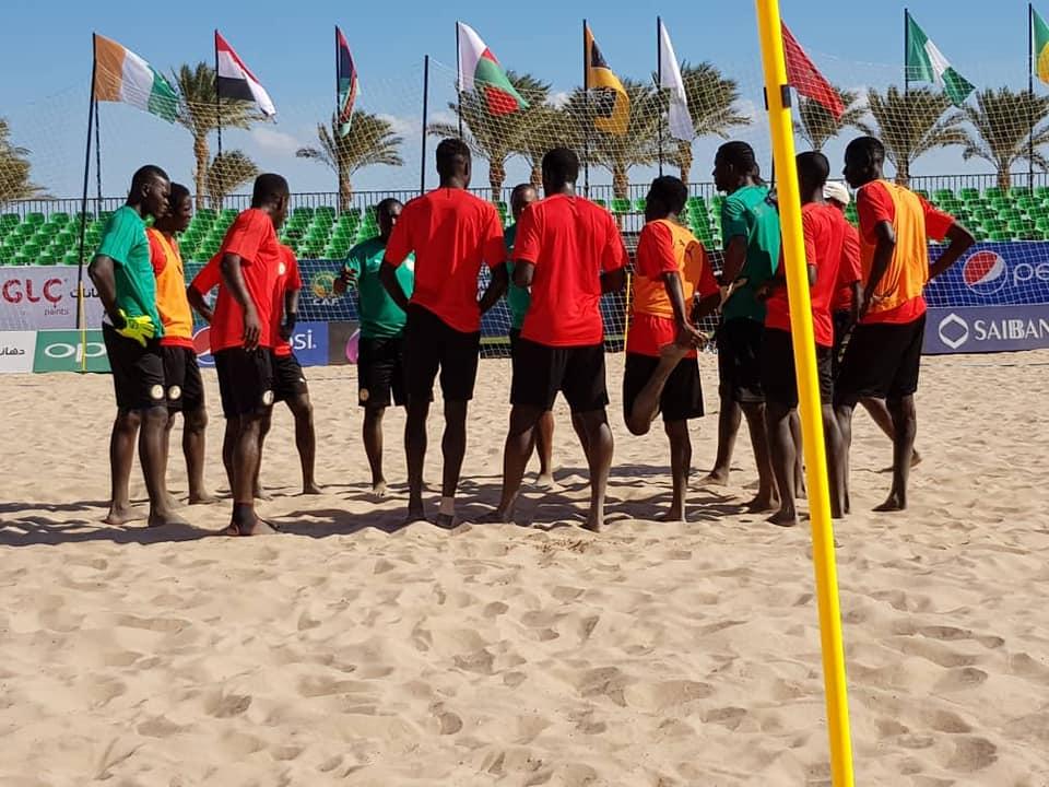 Beach Soccer-CAN 2018 : La Côte d'Ivoire est éliminée