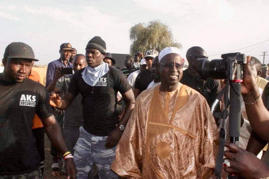 abdou karim sall  u00e0 matam pour  u0026quot recueillir les dol u00e9ances des populations    u0026quot