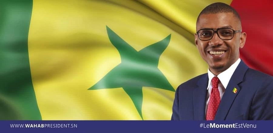 abdou wahab ben genloune, Présidentielle 2019
