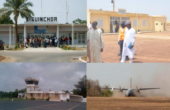 aéroports régionaux, Réhabilitation