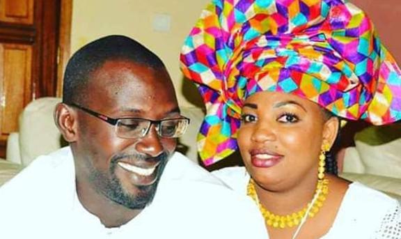 Aida Mbacké, Assassinat, Mari