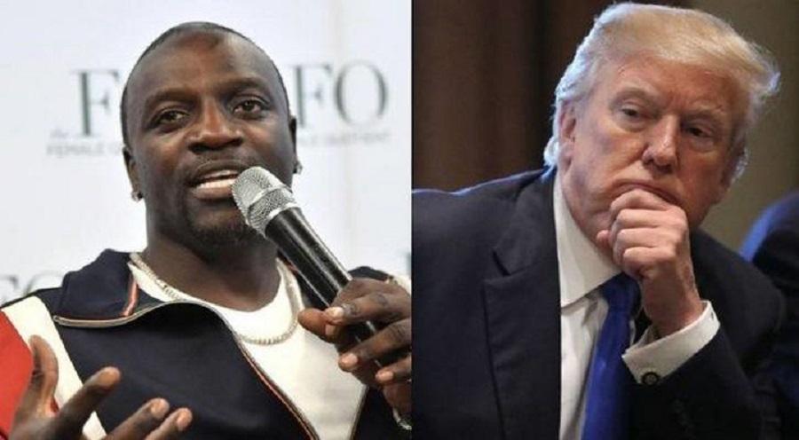 Akon-Donald Trump