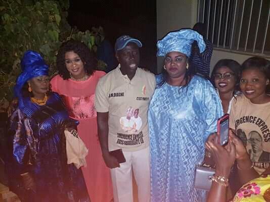 Émergence Express, la réélection du président Macky Sall, Le mouvement