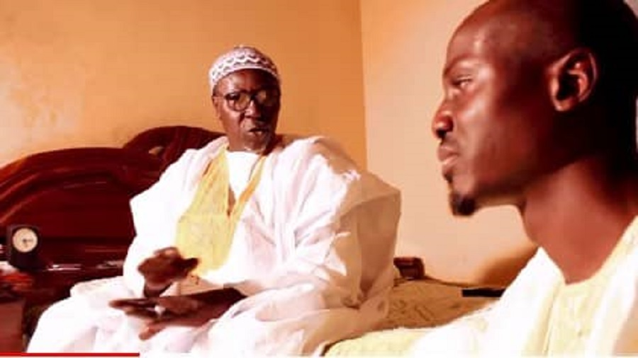 Cheikh Bou Diop, Ndiassane, nécrologie