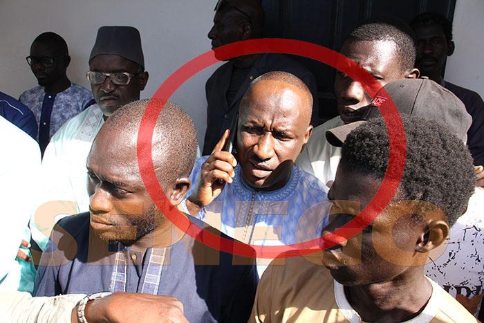 Djiby Diallo-sous prefet dakar plateau
