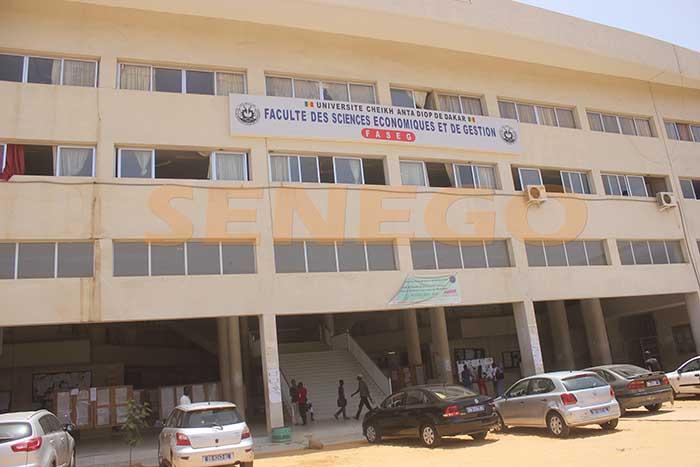 année invalide, Education, Etudiants, faseg, Sénégal