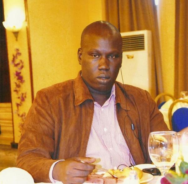 Ibrahima Ngom Damel
