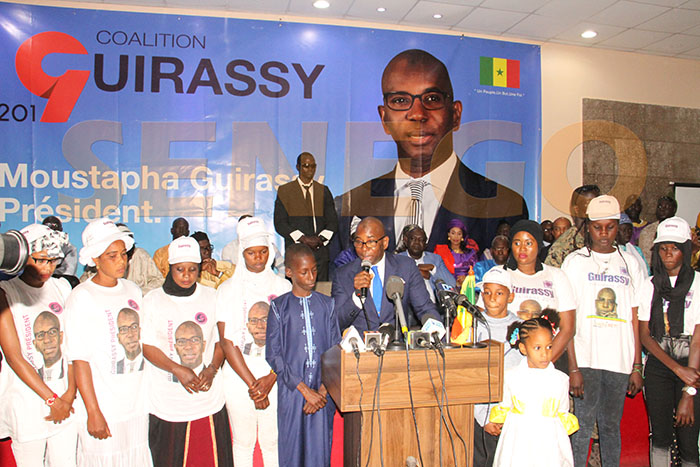 Investiture-Moustapha Guirassy (10)