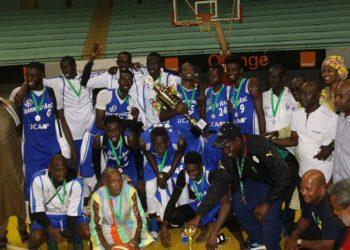 Basket, finale tournoi de montée, ja et us ept, Sénégal, tournoi de montée