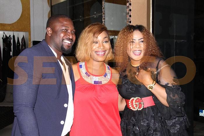 avec nos célébrités, Josey, la chanteuse ivoirienne en parfaite symbiose