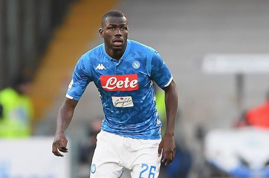 foot, kalidou koulibaly, Mercato, Naples, PSG, transfert de kalidou koulibaly