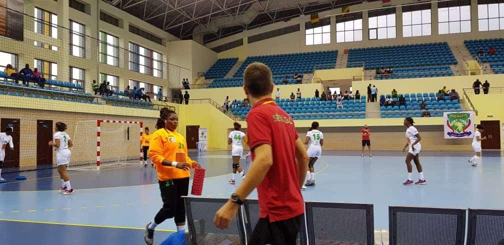 can handball, lionnes du sénégal, Sénégal/Tunisie, vice championne d'afrique