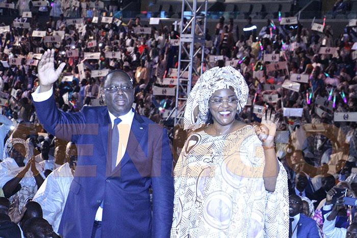 BBY, congrés, Dakar Arena, investiture, Macky