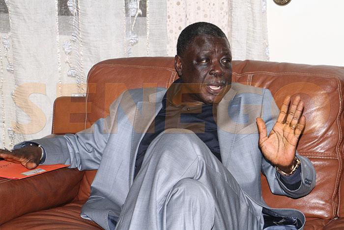 Me Ousmane Seye, Sidy Lamine Niass