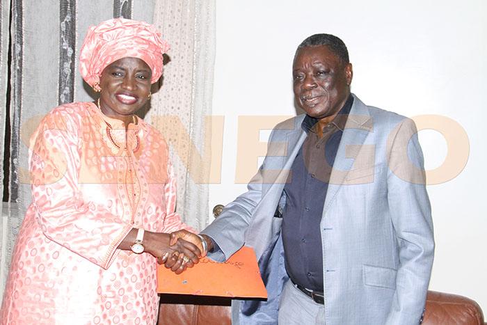 Me Ousmane Seye, Parrainage de Macky Sall, Signatures