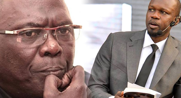 Moustapha Diakhaté, Ousmane Sonko