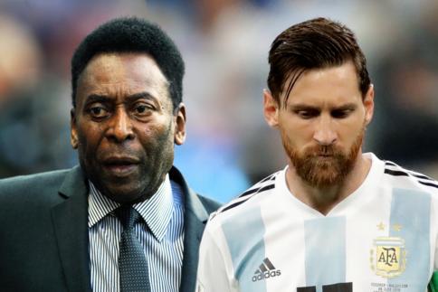 Football, Messi, Pelé, Sports