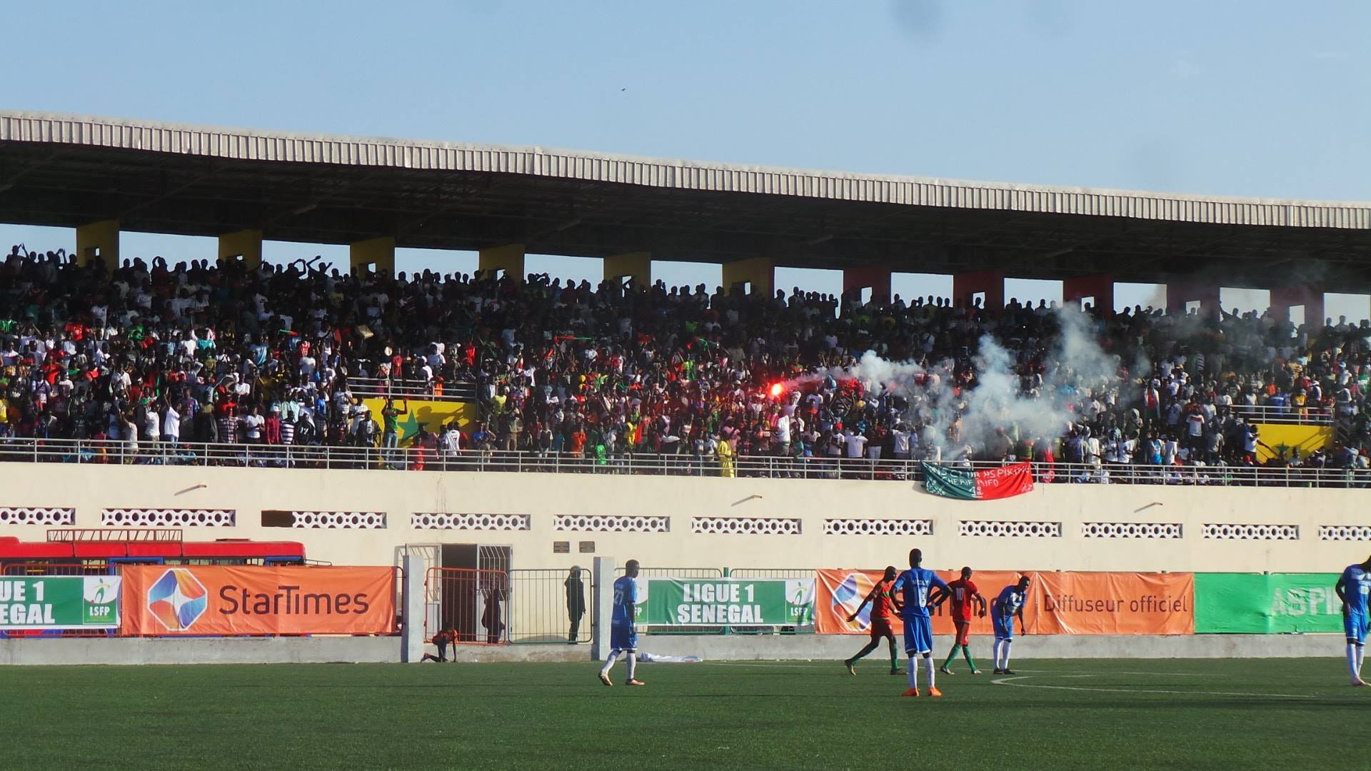 AS Pikine, Ligue 1, Ngb