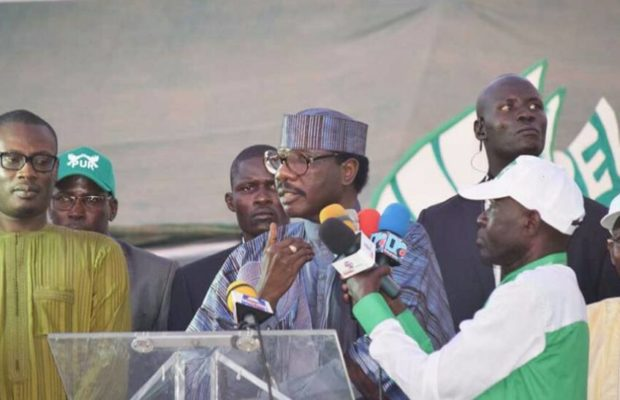 Confirme, Issa Sall, Serigne Moustapha Sy