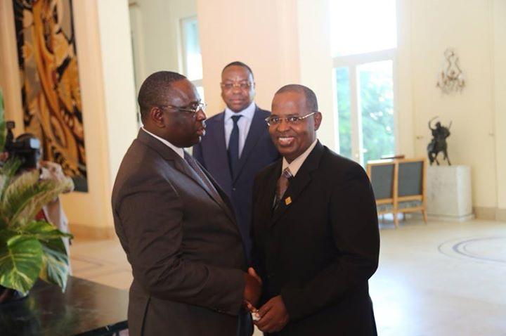 Disparition de Sidy Lamine Niasse, les condoléances, Président Macky Sall