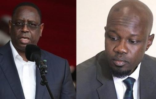 Débat, Macky Sall, Ousmane Sonko
