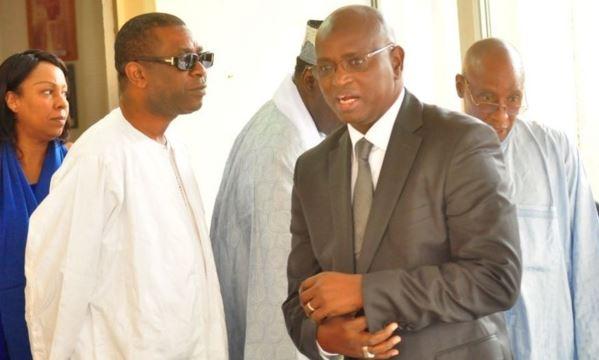 Inauguration du musée des civilisations noires, Latif Coulibaly, Youssou Ndour