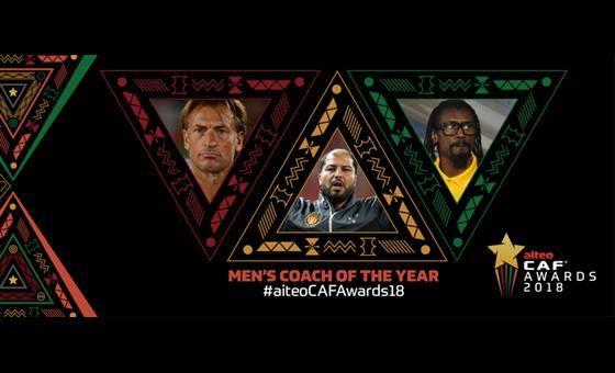 afrique, Caf Awards, Football, Sénégal, Sénégalais Aliou Cissé, Sports, Trois techniciens