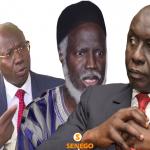 Candidats, Idrissa Seck, Issa Sall, Macky Sall, Présidentielle