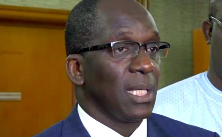 Ansoumana Dione, Macky Sall, ministère de la santé