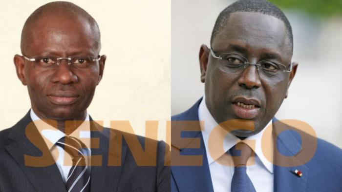 Alerte Citoyenne n°1, Boubacar Camara, Macky Sall, ressaisis-toi