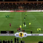 Coupe CAF, Jaraaf, Rs Berkane
