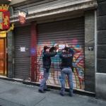 drogue, Fermé, Italie, Restaurant, sénégalais