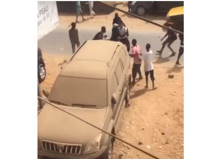 Agression, Balla Gaye Modou Lô, Lutte, Sénégal Lamb, Sports