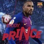 Barça, Kevin Prince Boateng, Mercato