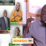 Jean Fall, Macky Sall, Mandat, Présidentielle