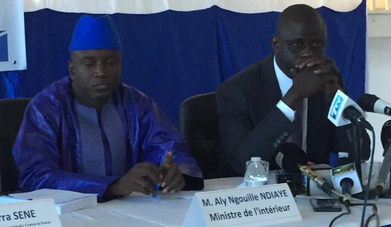 Aly Ngouille Ndiaye, Criminels, Cybercriminalité, net