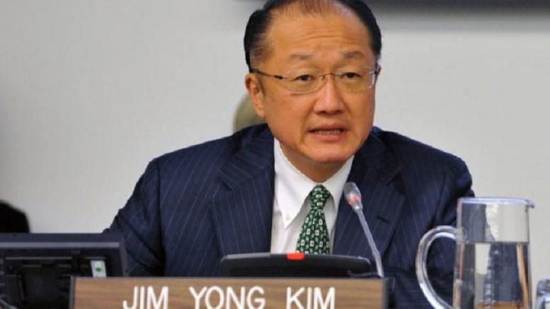 Banque mondiale, Démission, Jim Yong Kim