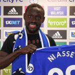 baye oumar niasse, Cardiff City, officiel