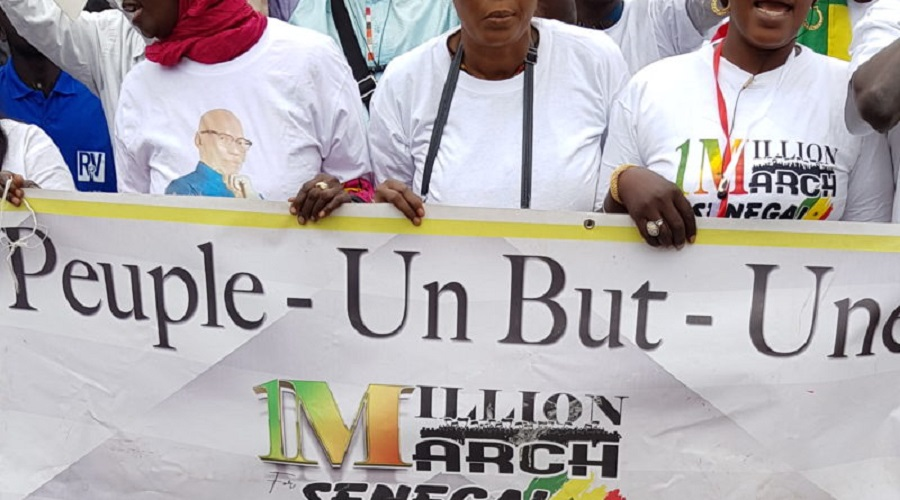 One Million March for Sénégal