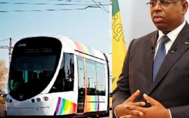 Contribution, Macky Sall, Sénégal, Train Express Régional (TER)