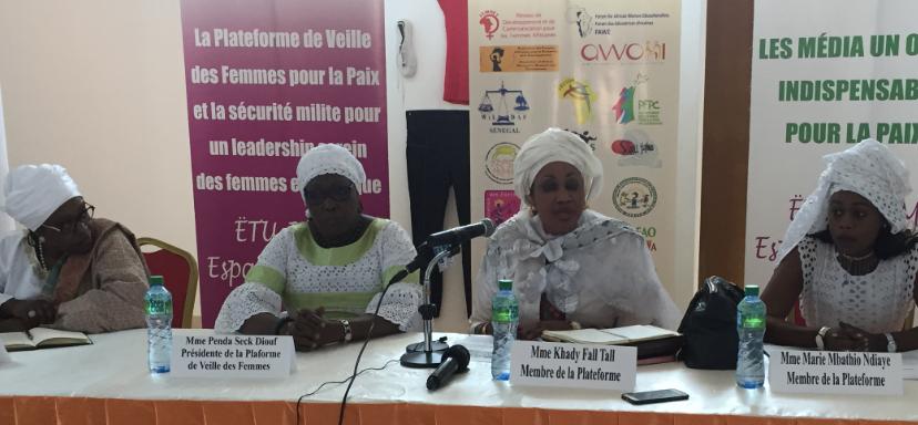 Femmes, Présentielle 2019, Société civile