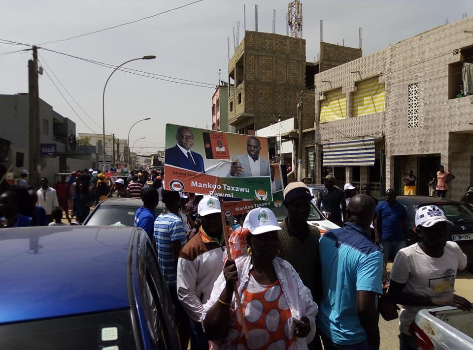 Idrissa Seck, Khalifa Sall, Présidentielle 2019