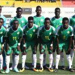 l'Angola, Nigéria, Sénégal, Tournoi international u17