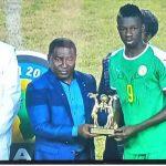 Amadou Dia Ndiaye, Can U20, Meilleur buteur