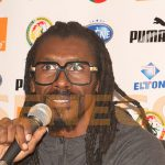 Aliou Cissé, Amical, Football, senegal vs mali