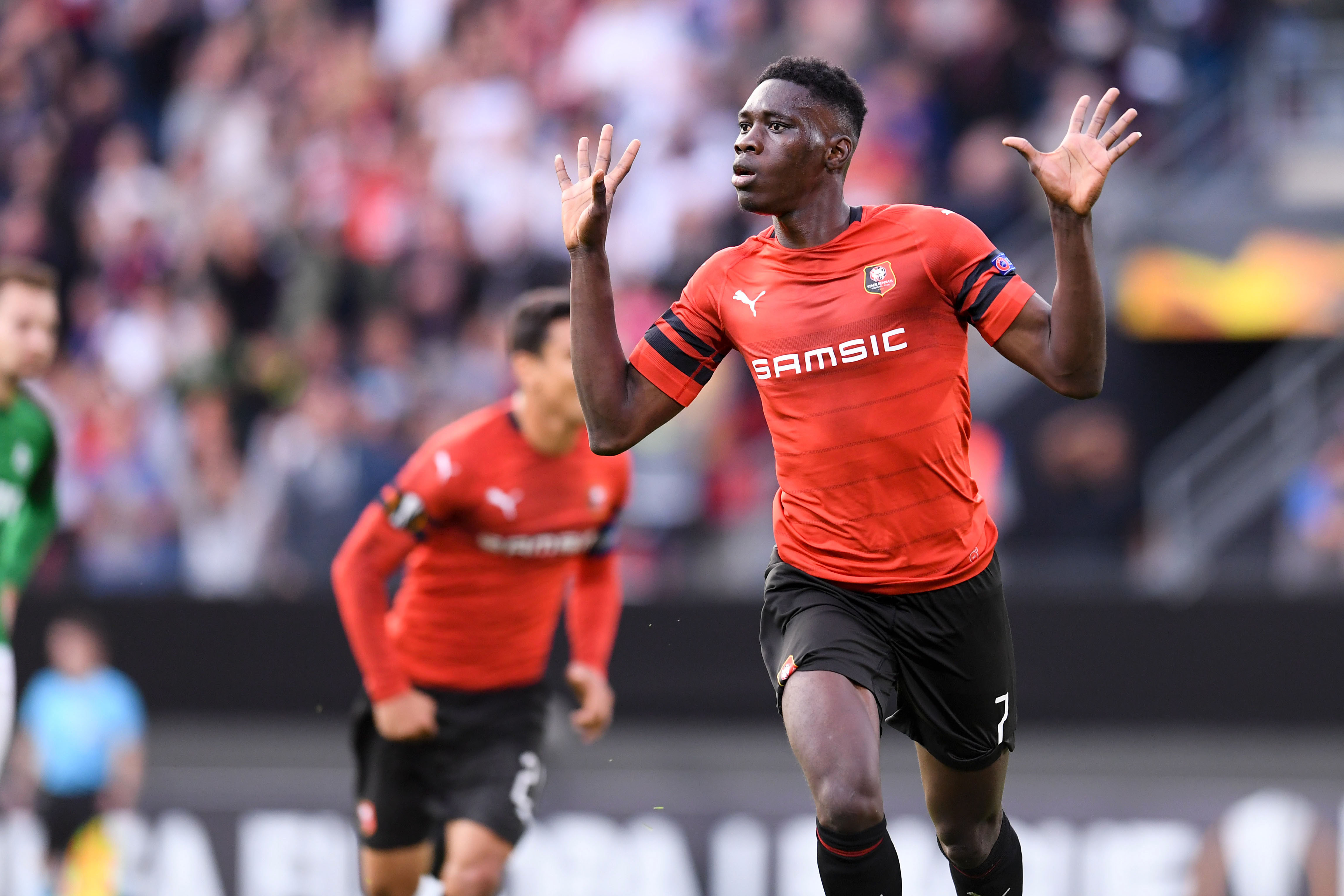 asse, Ismaila Sarr, Mbaye Niang, Rennes