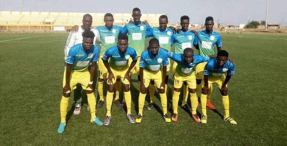 Amitié FC, Jambars, Ligue 2